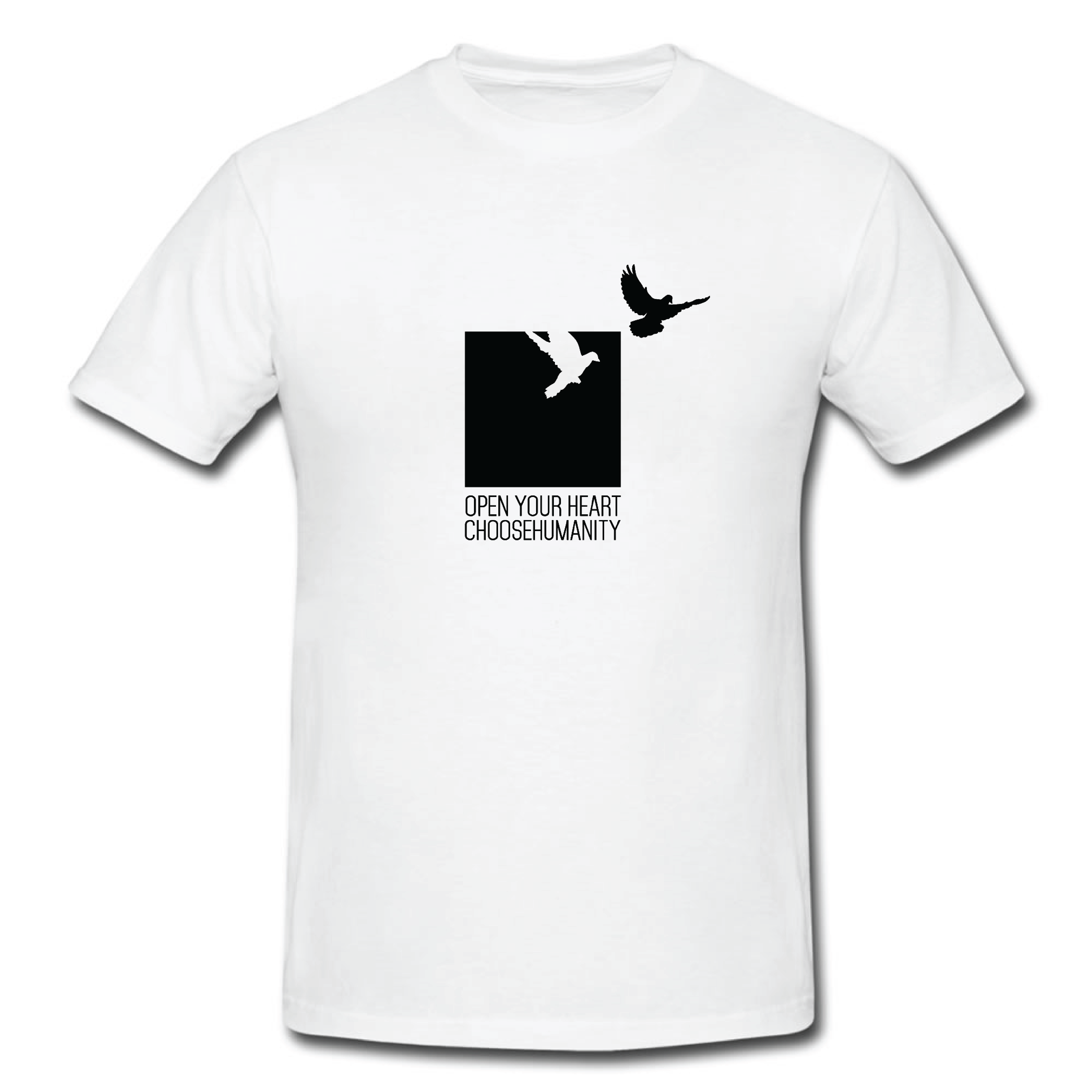 T-Shirt ChooseHumanity