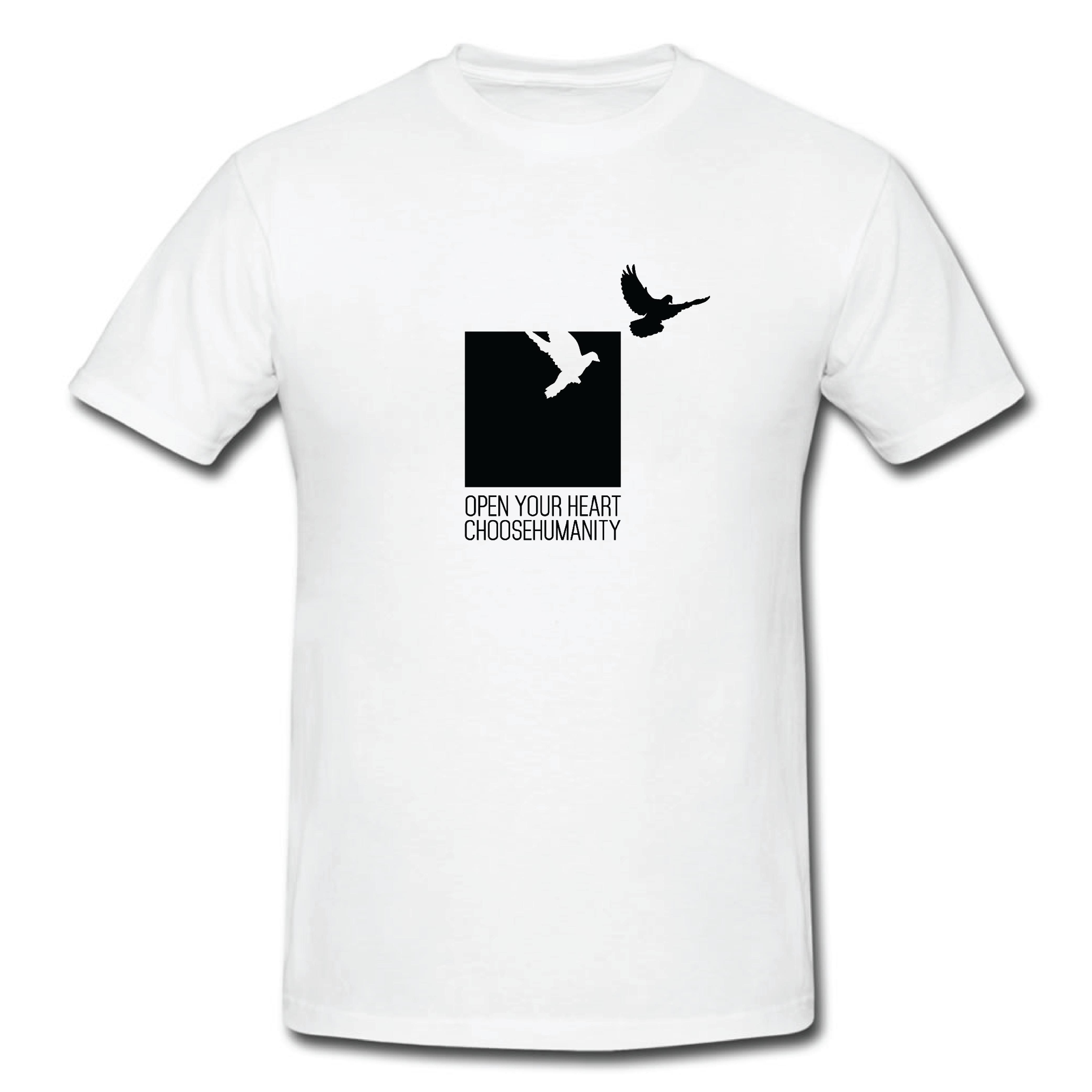 T-Shirt ChooseHumanity